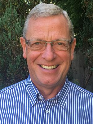 Jim Youens - President of Vulcan Rotary